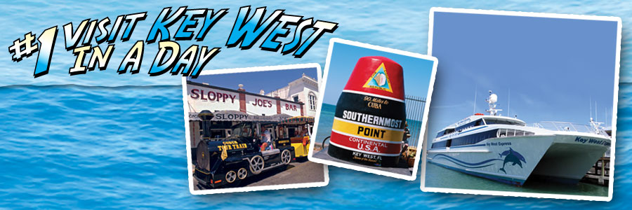 Key West Express Ferry from Ft. Myers