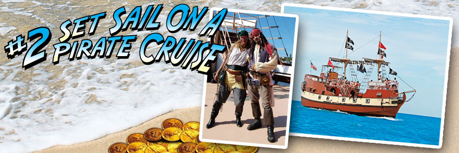Pieces of Eight Pirate Cruise